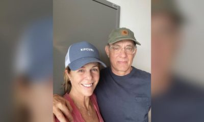 Tom Hanks Thanks After Returning Home From Quarantine