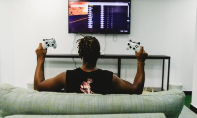 Video game usage has seen an enormous bump