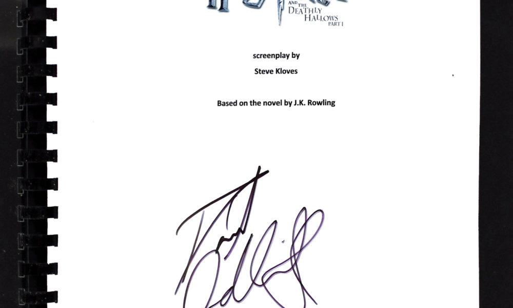 Daniel Radcliffe Autograph