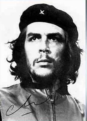 Ernesto 'Che' Guevara autograph